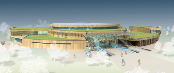 Projet De Creation De La Nouvelle Piscine Olympique De Dijon